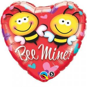 Bee Mine Balloon