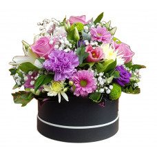 Mother's Day Elegant Hat Box
