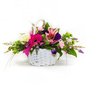 delightful basket