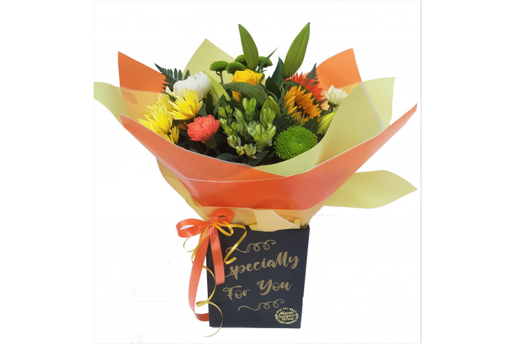 Especially for you -  Hand-Tied Bouquet