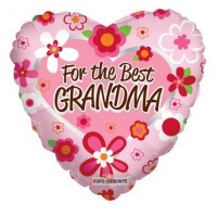 Best Grandma Mother's Day Balloon