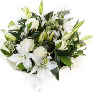 Serenity Hand-tied Bouquet